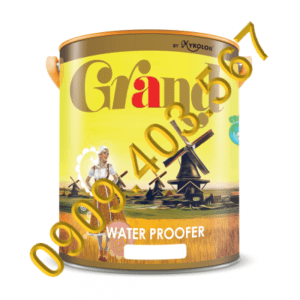 SƠN MYKOLOR GRAND WATER PROOFER