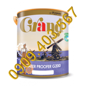 Mykolor Grand Water Proofer G200