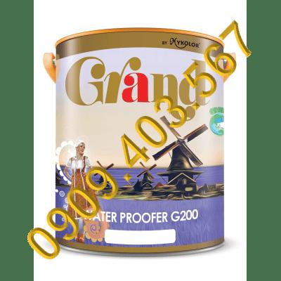 Mykolor Grand Water Proofer G200