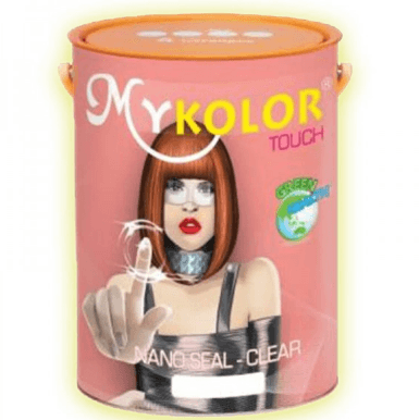 Mykolor Touch Nano Seal Clear