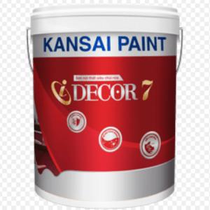 Sơn nội thất Bóng lau chùi Kansai I Decor 7