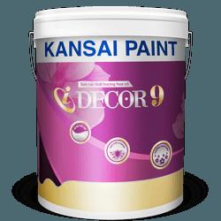 Sơn nội thất hương hoa cỏ Kansai I Decor 9