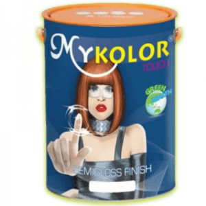 Mykolor Touch Semigloss Finish