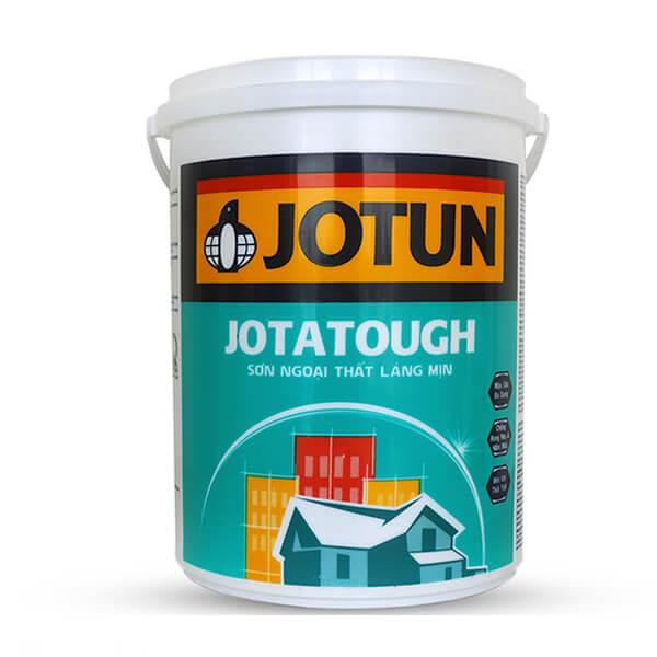 Sơn nước ngoại thất kinh tế Jotun Jotatough
