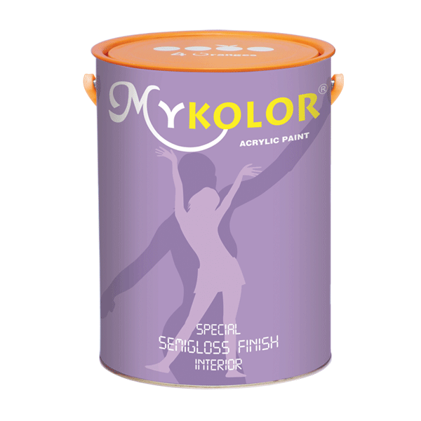 Mykolor Special Semigloss Finish