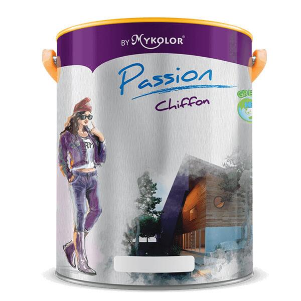 MYKOLOR PASSION CHIFFON
