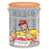 Sơn siêu trắng lăn trần cao cấp Expo Ceiling White