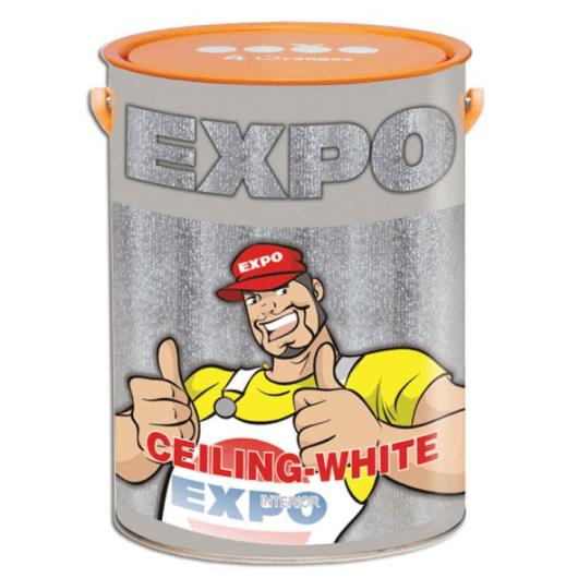 Expo Ceiling White