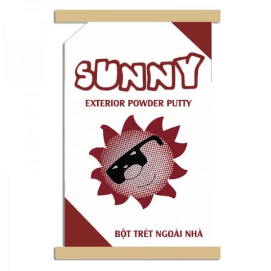 Bột trét tường ngoại thất Expo Sunny Exterior Powder Putty