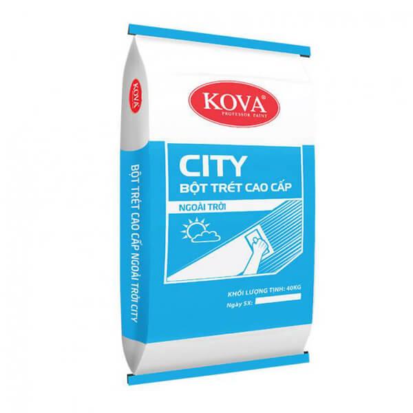 Bột trét ngoại thất cao cấp Kova City