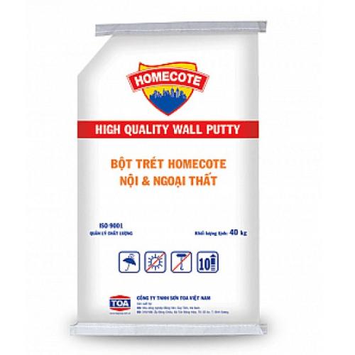 Homecote Wall Putty Interior