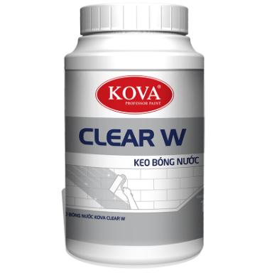 Keo bóng cao cấp KOVA NANO Clear Protect