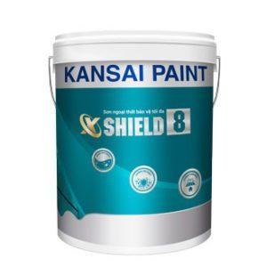 Sơn ngoại thất bóng Kansai X-Shield 6