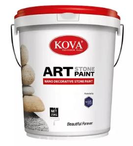 Sơn đá nghệ thuật Kova-Art stone