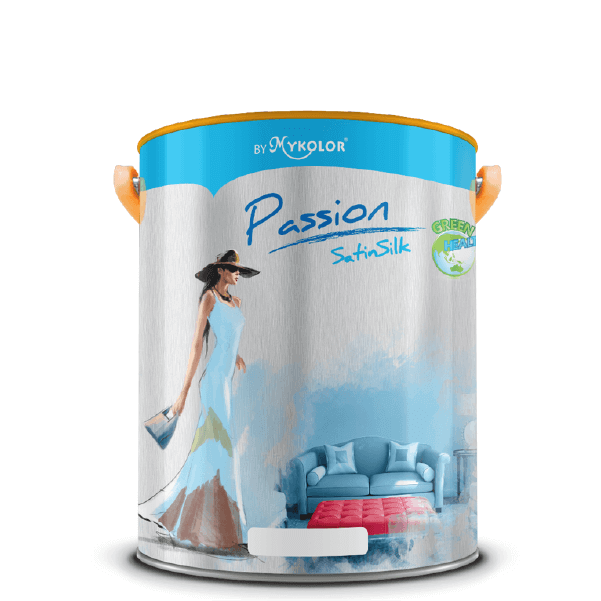 MYKOLOR PASSION SATINSILK