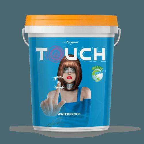 Mykolor Touch Waterproof