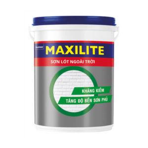 Sơn lót Maxilite 48C chống kiềm ngoại thất cao cấp