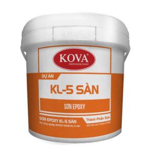 Mastic Kova KL-5 Sàn