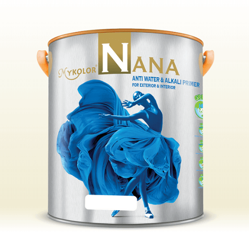 Sơn lót Mykolor Nana Anti Water & Alkali Primer For Ext & Int