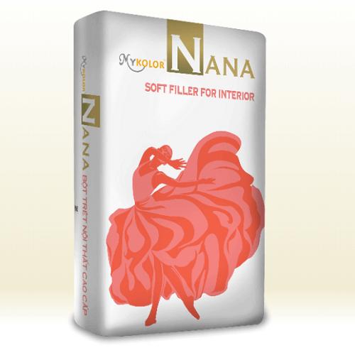 Mykolor Nana Soft Filler For Int-Bột trét nội thất