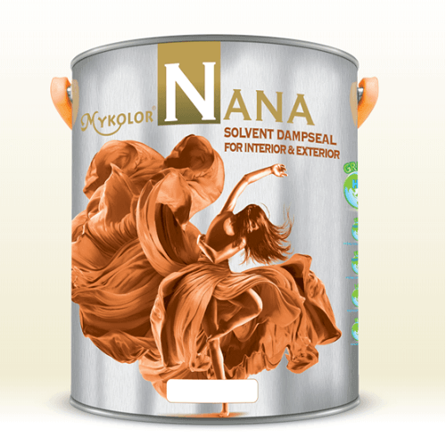 Sơn lót Mykolor Nana Solvent Dampseal For Int & Ext
