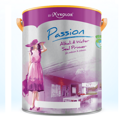 Mykolor Passion Alkali & Water Seal Primer For Ext & Int