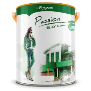 Sơn nước ngoại thất bóng Mykolor Passion Silky For Ext