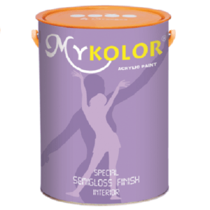 Mykolor Special Semigloss Finish For Int