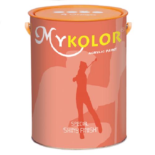 Mykolor Special Shiny Finish
