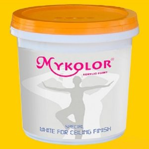 Mykolor Special White For Ceiling Finish