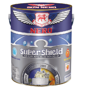 Sơn ngoại thất bóng NERO Super Shield