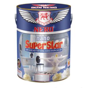 Sơn nội thất Nero Nano Super Star