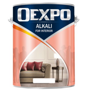 Sơn lót chống kiềm nội thất Oexpo Alkali Seal For Interior