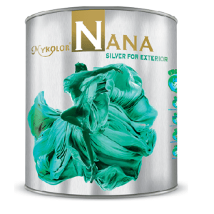 Mykolor Nana Silver For Exterior