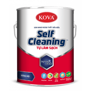 KOVA NANO Self-Cleaning