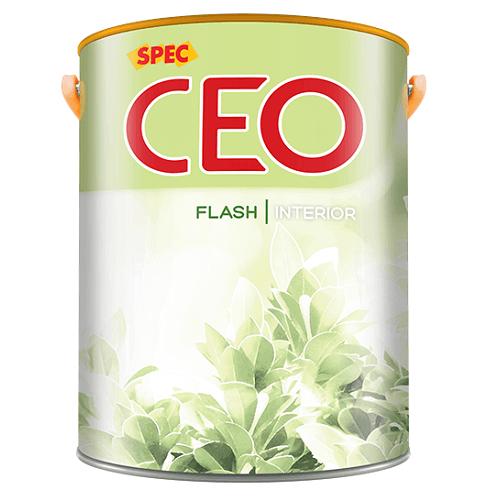 Sơn nước tia chớp nội thất Spec CEO Flash Interior
