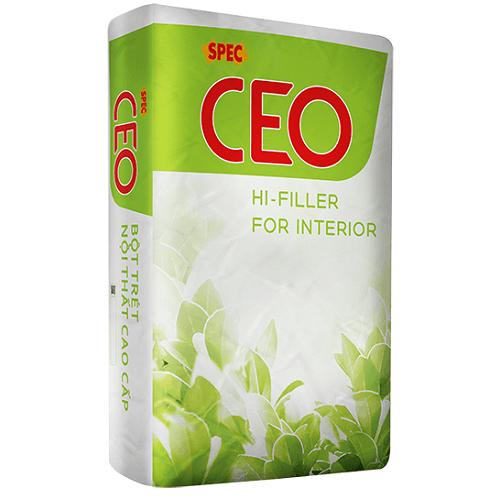 Bột trét tường nội thất Spec CEO Hi-Filler For Interior