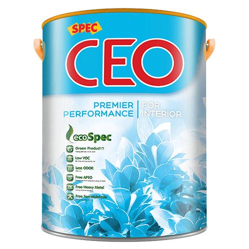 Sơn nội thất Spec CEO Premier Performance For Int