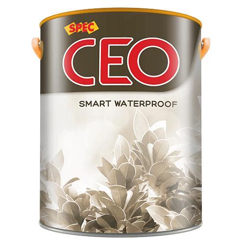 Sơn chống thấm siêu bền gốc xi măng Spec CEO Smart Waterproof