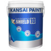 Sơn ngoại thất chống bám bụi Kansai X-Shield 10