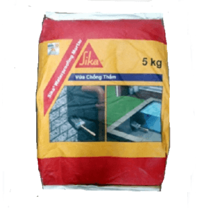 Vữa chống thấm Sika® Waterproofing Mortar