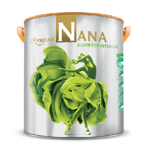 Mykolor Nana Silver For Interior