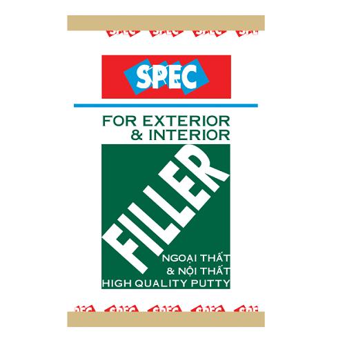 Spec Filler For Ext & Int