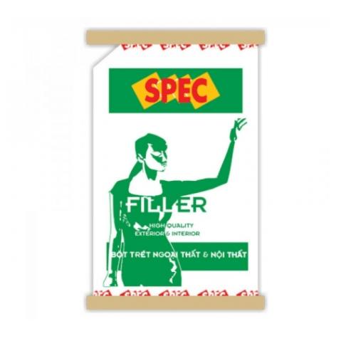 Bột trét tường nội ngoại thất Spec Hi–Filler