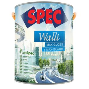 Spec Walli Max-Gloss & Max-Guard