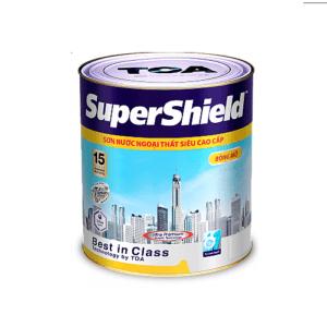 SuperShield bóng mờ