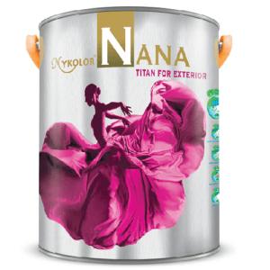 Mykolor Nana Titan For Ext