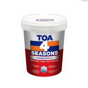 TOA 4 Seasons Exterior Satin Glo