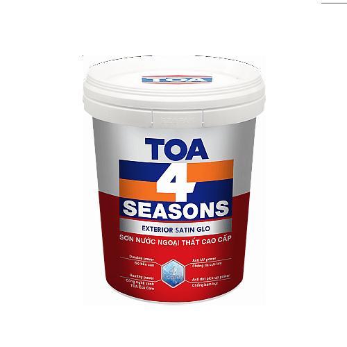 TOA 4 Seasons Exterior Satin Glo