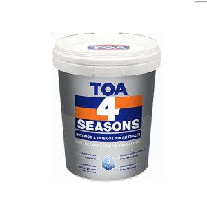 TOA 4 Seasons Interior & Exterior Alkali Sealer
